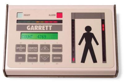 Desktop Remote Garrett PD6500i